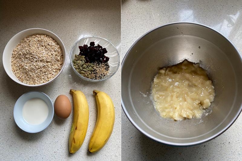 Mỗi tuần làm 1 lần, món bánh này ăn sáng hay ăn vặt đều ngon bất chấp mà lại không gây tăng cân - Ảnh 2.