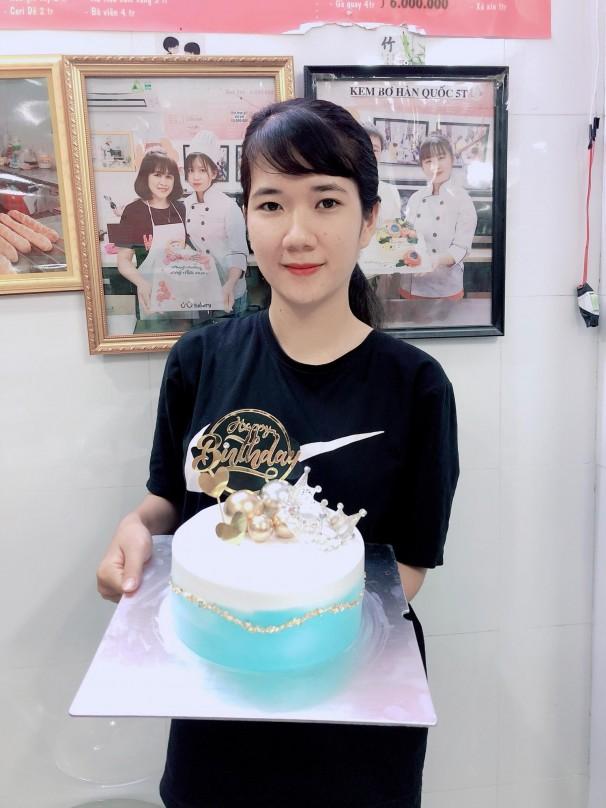Bánh kem trang trí Phụ Kiện Hàn Quốc 2