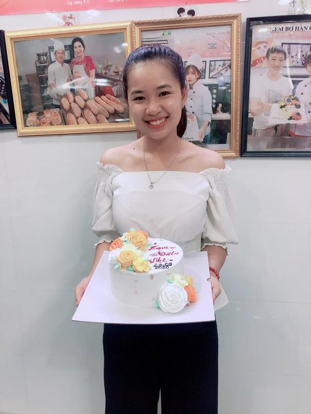 Bánh kem trang trí Phụ Kiện Hàn Quốc 3