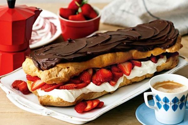 bánh ngọt pháp hình 5