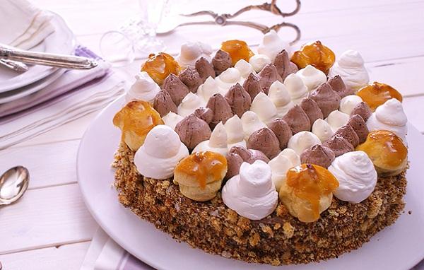 bánh ngọt pháp hình 10