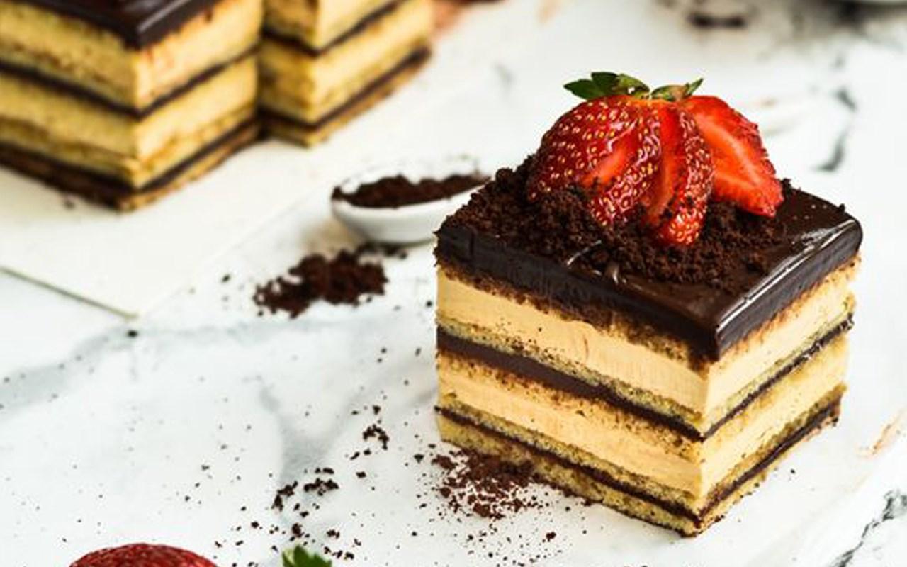 bánh ngọt pháp hình 7