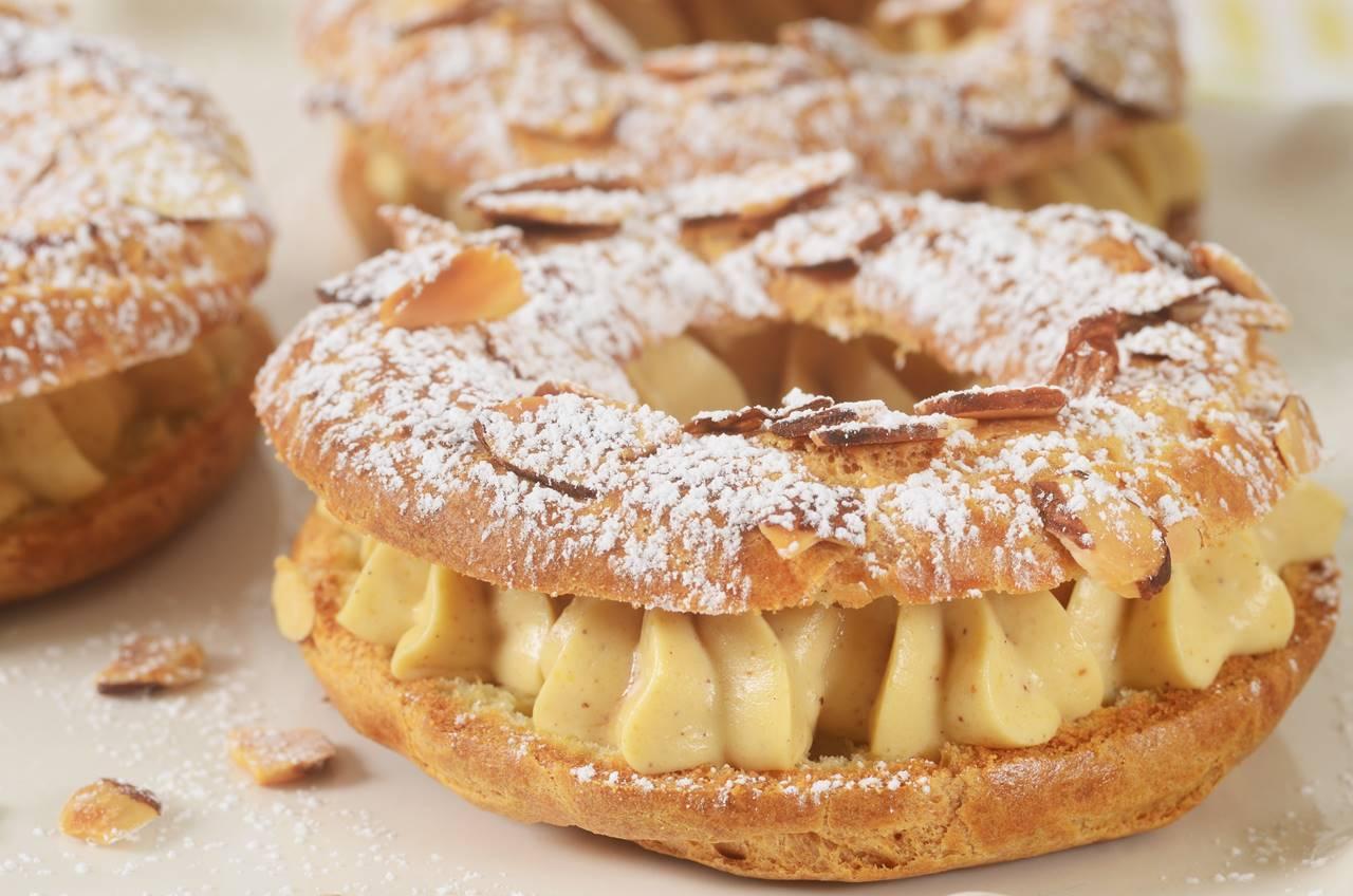 bánh ngọt pháp hình 9