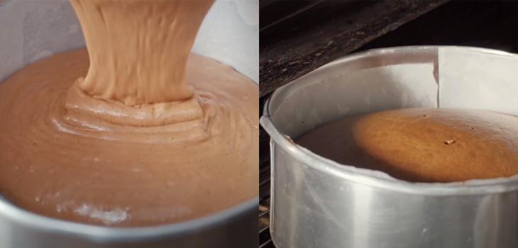 bánh kem hình 6