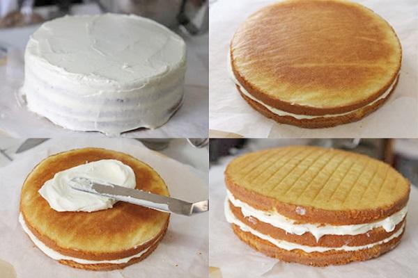 chà láng bánh kem hình 3