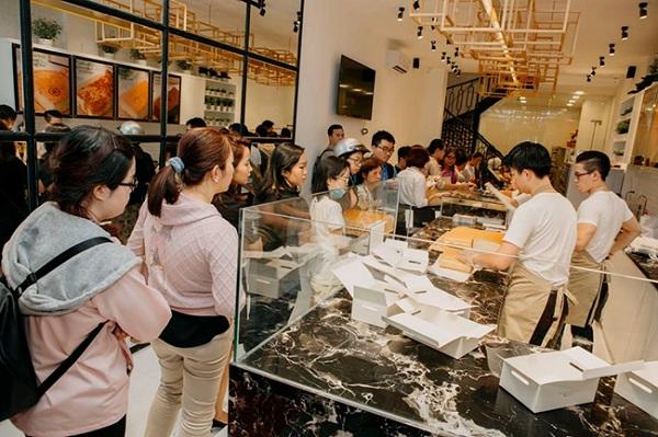 kinh doanh tiệm bánh hình 2