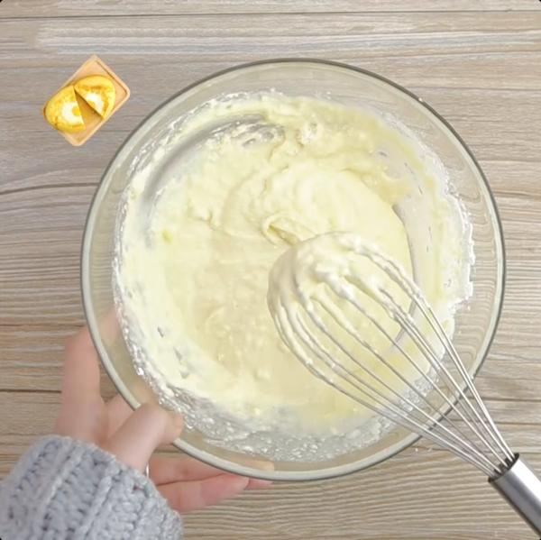 làm bánh trứng xốp mềm đơn giản ăn sáng ngon lành 3