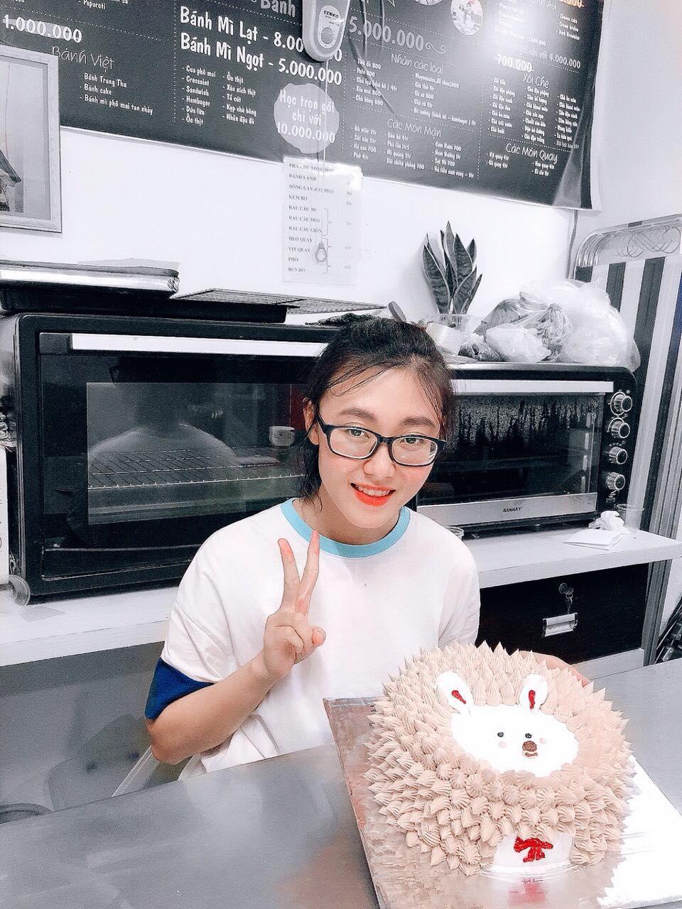 Mẫu bánh kem 2020 3