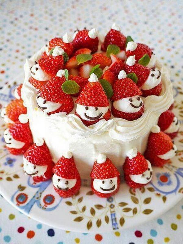 trang trí bánh kem hình 4