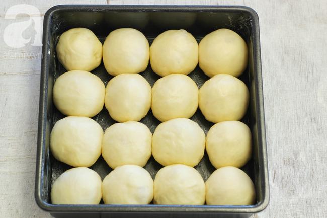 Tự làm bánh mì bơ mềm min 4