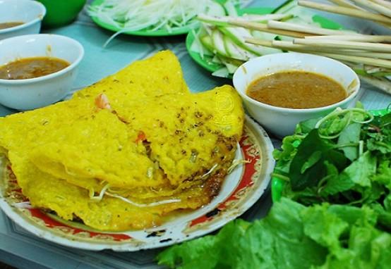 4 món bánh nóng được yêu nhất ở Đà Nẵng