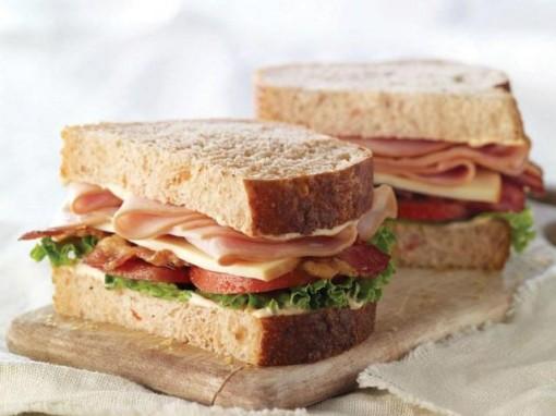 5 bước cho một chiếc sandwich hoàn hảo