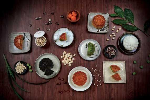 Bánh Trung Thu ứng với 12 cung hoàng đạo