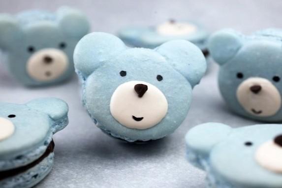 Cách làm bánh gấu nhân kem siêu cute dễ xiêu lòng ngay từ cái nhìn đầu tiên