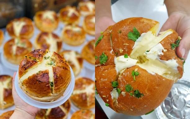 """Cách làm bánh mì bơ tỏi phô mai lạ mà ngon đang làm """"điên đảo"""" cộng đồng mạng"""