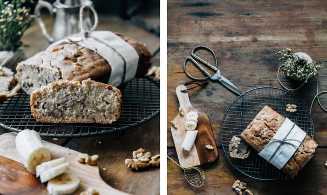 Cách làm bánh mì chuối thơm ngon dinh dưỡng đơn giản dễ làm