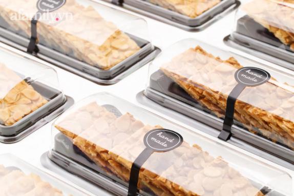 Chia sẻ cách làm bánh hạnh nhân lát, bán đắt hàng như tôm tươi