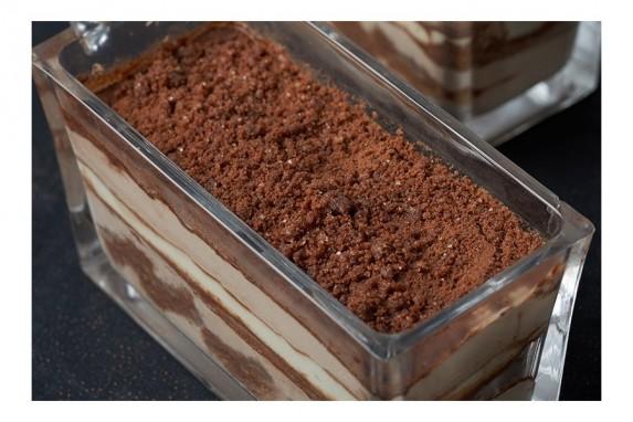 Dùng bột Milo làm bánh tiramisu sang chảnh chỉ trong 4 bước, vụng mấy cũng thành công