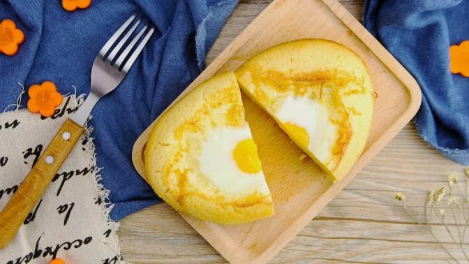Học người Hàn làm bánh trứng xốp mềm đơn giản ăn sáng ngon lành sang chảnh