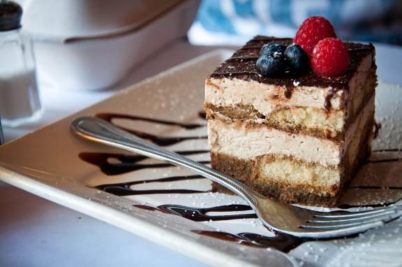 Mê đắm với bánh ngọt Ý