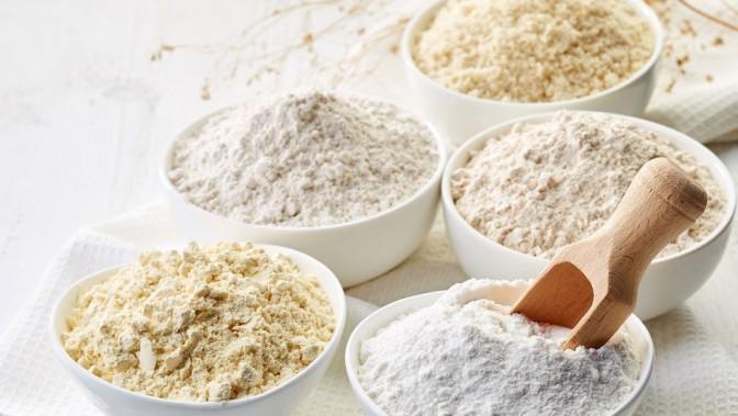 Tổng hợp các loại bột thường gặp đơn giản!