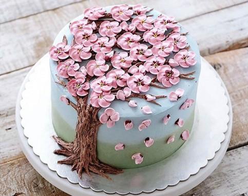 Trang trí bánh ngọt bằng Fondant